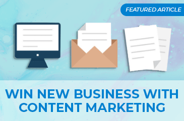 Article: Win New Business With Content Marketing
